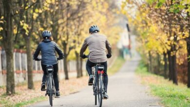 9 Health benefits of regular cycling- better health and longer life