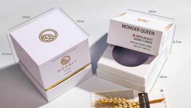 Rigid Cosmetic Boxes