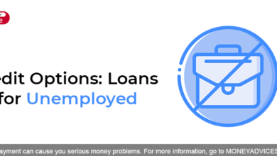 Credit Options: Loans for Unemployed