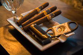 best cigar smoking accessories