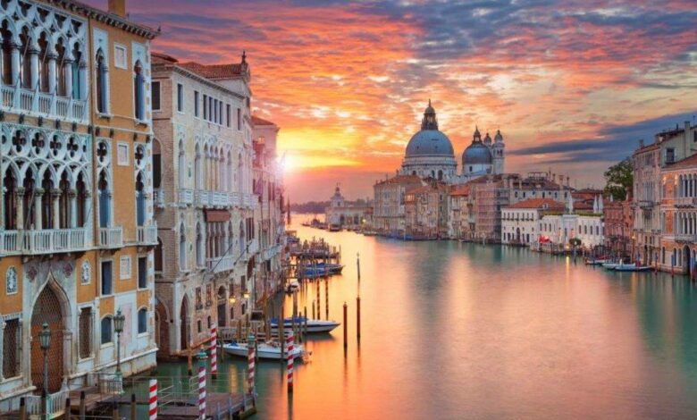 Direct flights to Italy from US