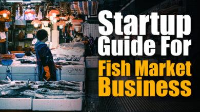 Fish market business