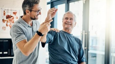 Physiotherapy Exercises For Paralysis Patient