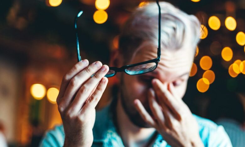 Sudden loss of vision can indicate the onset of stroke